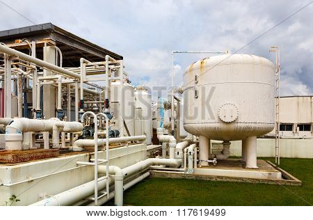 Nitrogen Chemical Plant For Factory