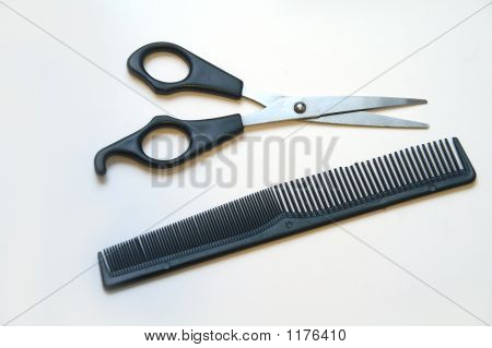 The Scissors And The Comb