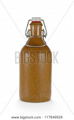 Ceramic Bottle With Stopper