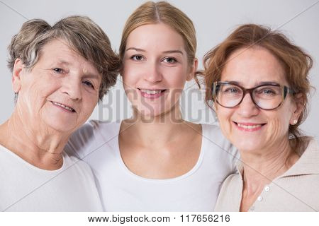 Intergenerational Friendship Between Women