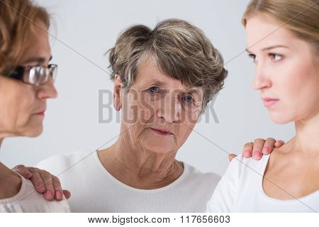 Intergenerational Family Conflict