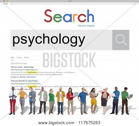 Psychology Mental Mentality Mind Psyche Science Concept