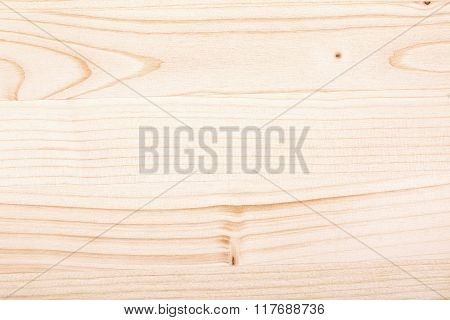 New fresh wooden surface with texture