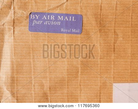 Corrugatedcardboard Vintage