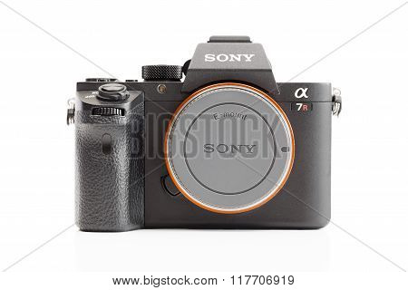 Sony Alpha mirrorless camera