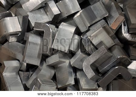 Group Of Aluminum Profile