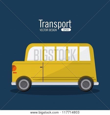 Transportation  icon design