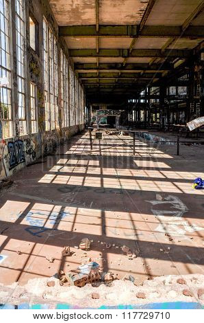 Abandoned Space: Old Power House