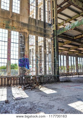 Old Power House: Neglected Space