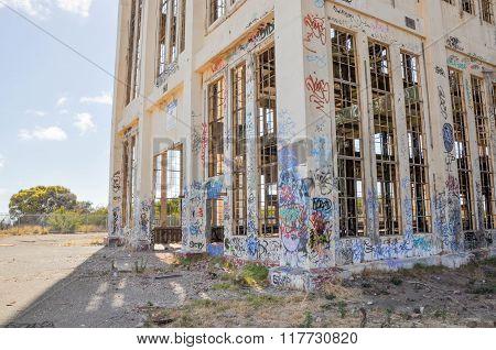 Old Power Station: Fremantle Ruins