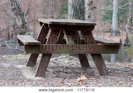 Let's Have a Park Picnic