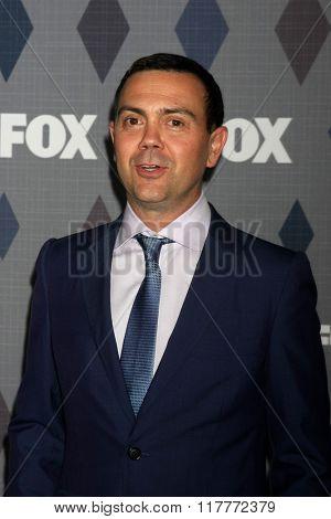 LOS ANGELES - JAN 15:  Joe Lo Truglio at the FOX Winter TCA 2016 All-Star Party at the Langham Huntington Hotel on January 15, 2016 in Pasadena, CA