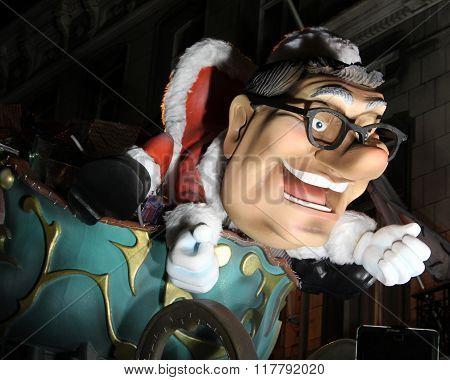 Illuminated Carnival Character
