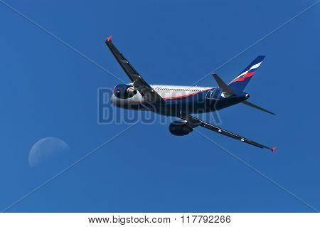 Airbus A320 Jet Aircraft