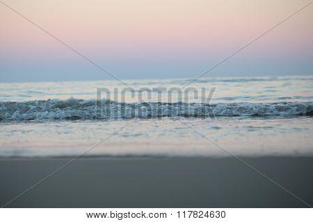 Beautiful Evening Seascape