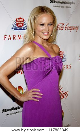 Jewel at the 2009 Noche De Ninos Gala held at the Beverly Hilton Hotel in Beverly Hills, USA on May 9, 2009.