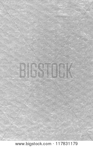 Bubble Wrap Texture Abstract Background, Detailed Textured Vertical Macro Closeup, Bright White Pattern clear plastic air bubbles bubblewrap packaging wrapper material