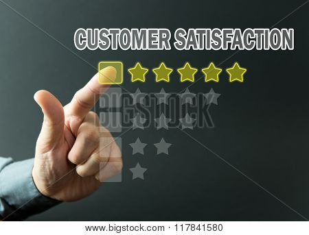 Customer Satisfaction Rating