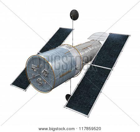 Space Telescope Isolated
