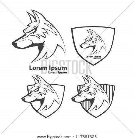 Dog Wild Logo