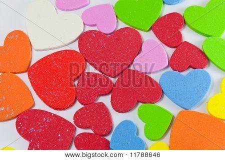 Colour Of Little Heart