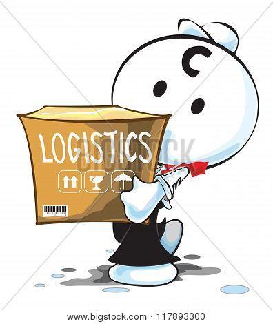 Logistic Service Man