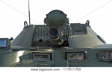 The Russian Btr-80