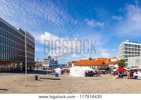 Stavanger Market Square