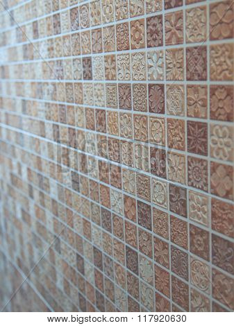 Elegance Mosaic Wall or Background