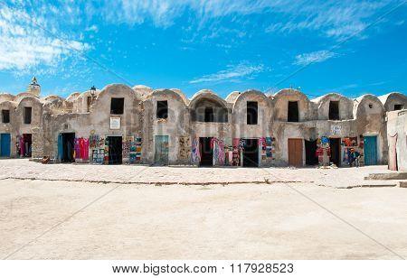 Tunisia Medenin Village