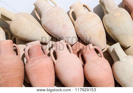Tunisia The Pottery