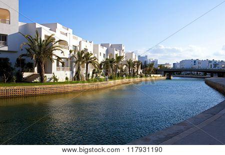 Tunisia Hammamet Sea
