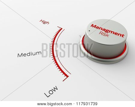 A Button Show High Level For Businesse