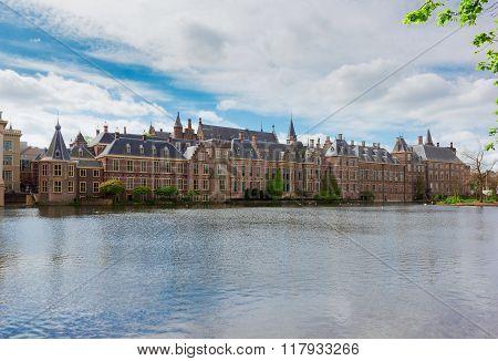 Dutch Parliament, The Hague, Netherlands