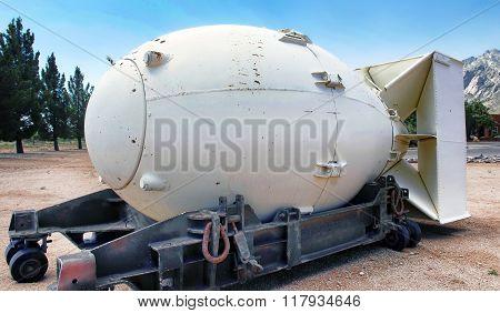 Fat Man Bomb.