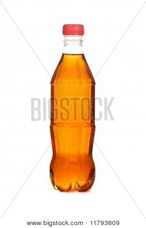 Bottle With A Drink