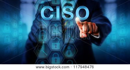 Headhunter Pushing Ciso Onscreen