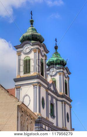 Cistercian Church In Szekesfehervar