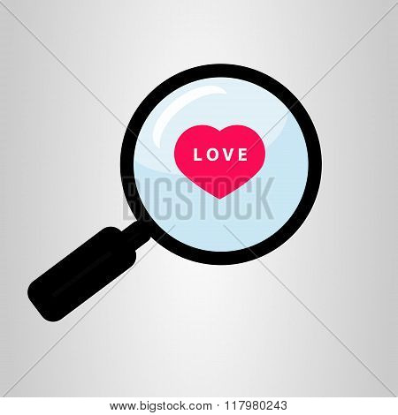 search for love vector