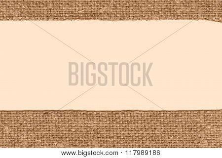 Textile Weft, Fabric Decoration, Beige Canvas, Styled Material, Textured Background