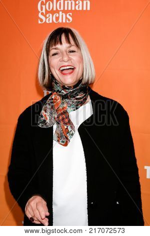 LOS ANGELES - DEC 3:  Peggy Rajski at the 2017 TrevorLIVE Los Angeles at Beverly Hilton Hotel on December 3, 2017 in Beverly Hills, CA