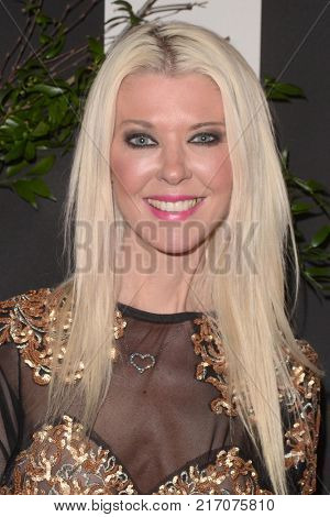LOS ANGELES - NOV 30:  Tara Reid at the Land Of Distraction Launch Party at the Chateau Marmont on November 30, 2017 in West Hollywood, CA