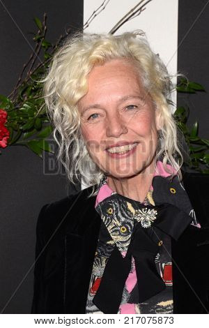 LOS ANGELES - NOV 30:  Ellen von Unwerth at the Land Of Distraction Launch Party at the Chateau Marmont on November 30, 2017 in West Hollywood, CA