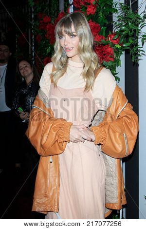 LOS ANGELES - NOV 30:  Jaime King at the Land Of Distraction Launch Party at the Chateau Marmont on November 30, 2017 in West Hollywood, CA