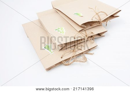 Simple Cheap Christmas Packages For Gift Wrapping.