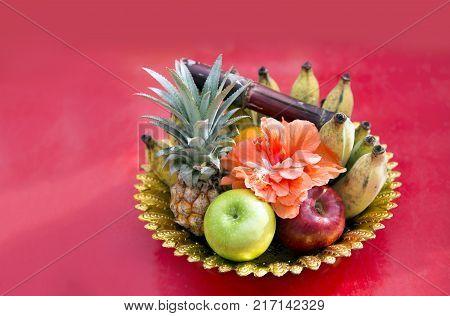 Mix Fruite For Praying