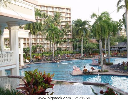 Hawaii Resort Pool