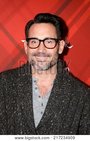 LOS ANGELES - DEC 4:  Gregory Zarian at the Christmas At Holly Lodge Screening at 189 The Grove Drive on December 4, 2017 in Los Angeles, CA