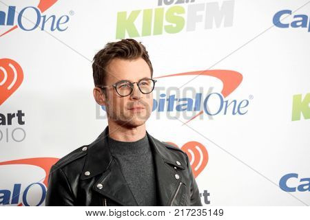 LOS ANGELES - DEC 2:  Brad Goreski at the Jingle Ball 2017 at the Forum on December 2, 2017 in Inglewood, CA