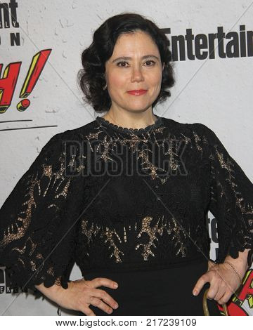 SAN DIEGO - July 22:   Alex Borstein at the Entertainment Weekly's Annual Comic-Con Party 2017 at the Float at Hard Rock Hotel San Diego on July 22, 2017 in San Diego, CA